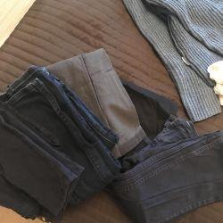 Pantolon, kot pantolon