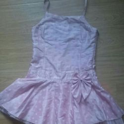 Платье на девочку 110