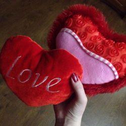 Soft hearts