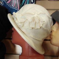 NEW VALVET HATS.