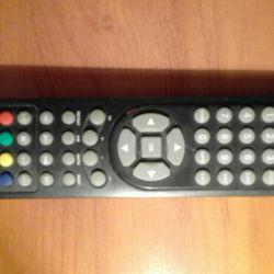 TV'den uzaktan kumanda.