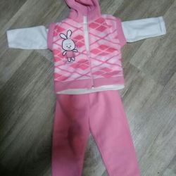 Suit for a girl three.
