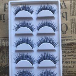 False eyelashes 3d 5 pairs