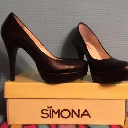 Shoes NEW SiMONA Genuine Leather
