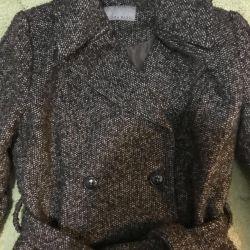 Coat warm Zara