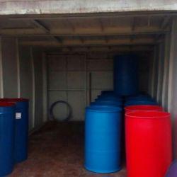 Plastik fıçılar 227 l