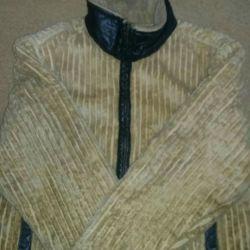 Sheepskin used (bargaining)