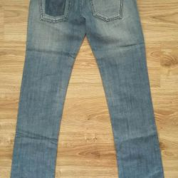 Jeans, new.