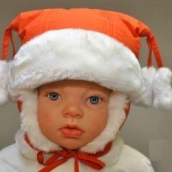 Çocuk şapkası 50-52