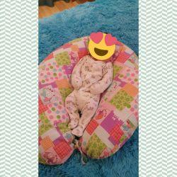 Hamile ve emziren yastık