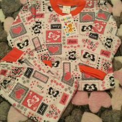 Pajamas 1 year