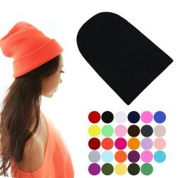 AVAILABLE HAT (small knit) double