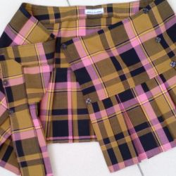 Skirt on the buttons 50-52