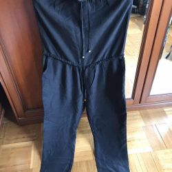Phard Silk Overalls