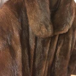 Mink coat b