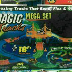 Magic track pentru 360 de piese