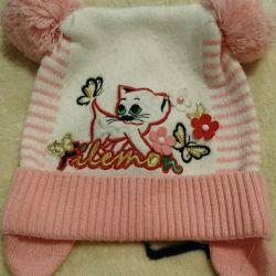 Χαριτωμένα καπέλα για το μωρό
