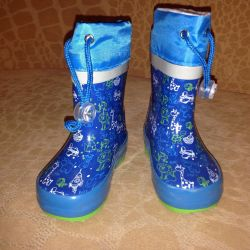 Kotofey rubber boots new