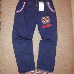 Pantaloni sport 140