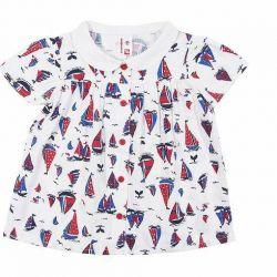 New Cherubino blouse for girls for 5 years cotton