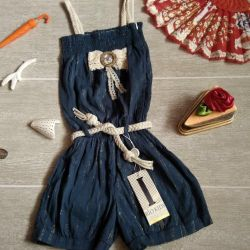 Jumpsuit for a girl