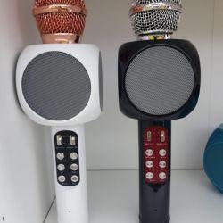 Microfon cu karaoke wireless