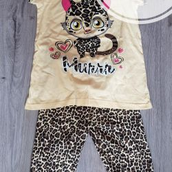 Suit, 5-7 years, 400r, new
