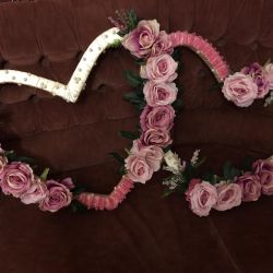 Decoration for the wedding