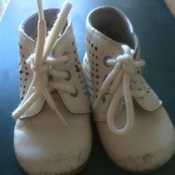 Μπότες για μωρά