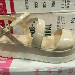 Sandale p35 și p36