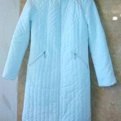 Coat Baon at 44, 46.