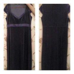 New Velveteen Dress