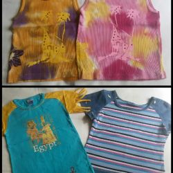 T-shirts, T-shirts
