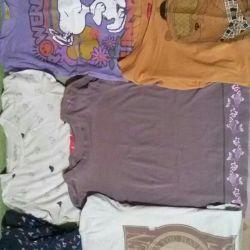 Kadınlar için tişörtler