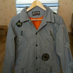 Cotton Jacket for a Teenager