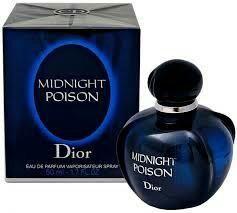 Perfume dior midnight poison