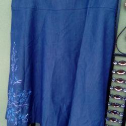 Νέο μέγεθος φούστα 50.