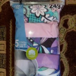 Women's shorts in packing the 46th size