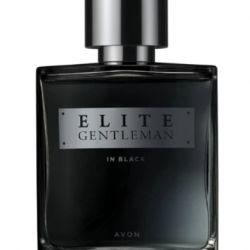 Αρωματοποιία Elite Gentleman σε μαύρο νερό των 75 ml