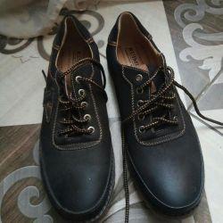 Ανδρικά παπούτσια νέα 39 φορές