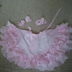 Dance skirt for the girl.