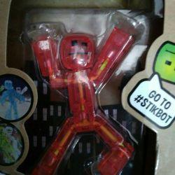 Toy Stickbot