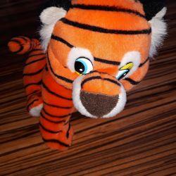 Musical piggy bank tiger
