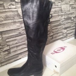 Boots 41 r. Nat.skin