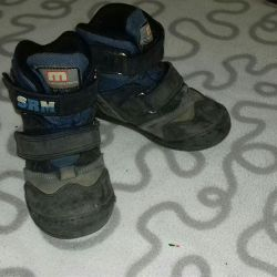 SRM low shoes