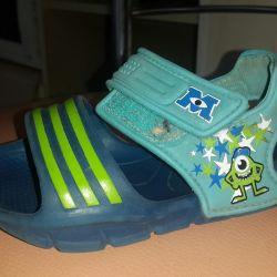 Sahaby sandals for a boy