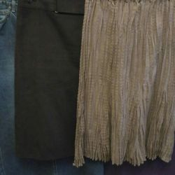 Skirts in stock