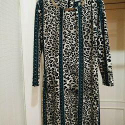 Tunic stretch / leopard.