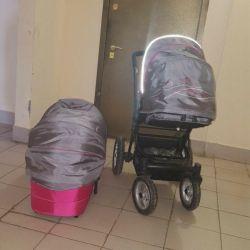 Bebek arabası 2v1, (olası pazarlık)