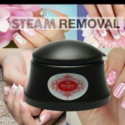 SteamOff Jel Temizleme - jel cilalarını gidermek için